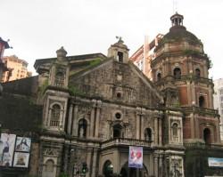 Basilica of San Lorenzo Ruiz