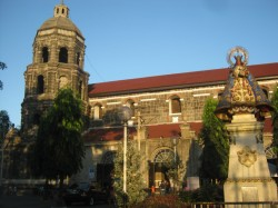 Sta Ana Church exterior