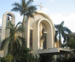 National Shrine of Sacred Heart - Makati