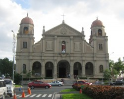 Shrine of Jesus church building