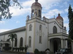 Church building, San Nicolas de Tolentino at Talisay